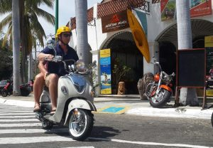 Scooter Rentals Huatulco 3