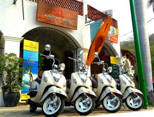 Scooter Rentals Huatulco A