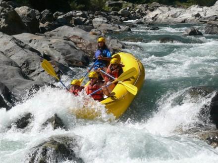 Aventura-Rafting