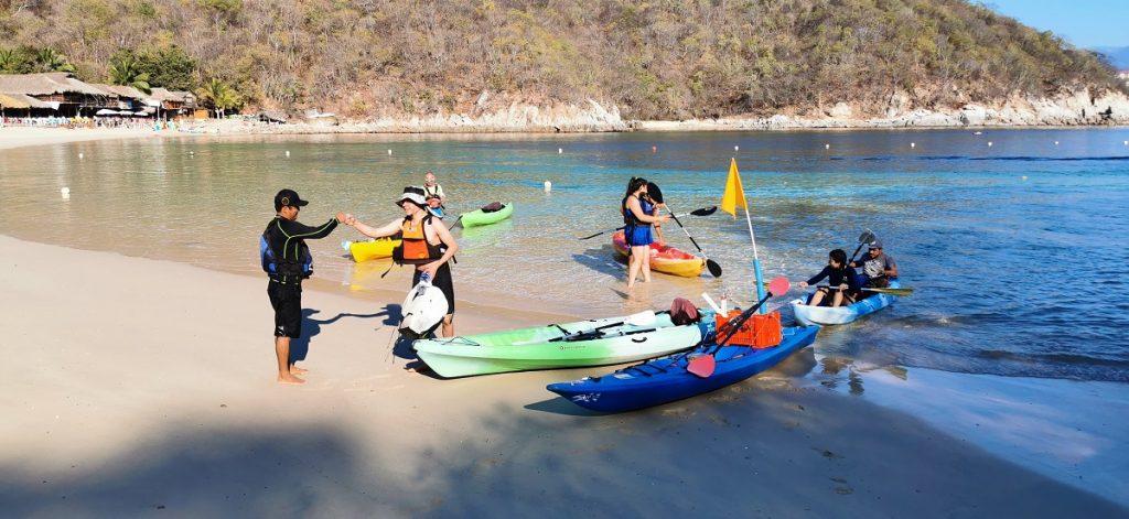 Huatulco Kayaks